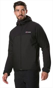 Berghaus Teallach X Insulated Hooded Jacket XL Black