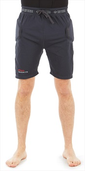 Forcefield Pro Shorts X-V 2 Body Armour Impact Shorts, L Black