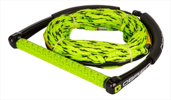 O'Brien Poly-E Wakeboard Combo, 4 Section Green