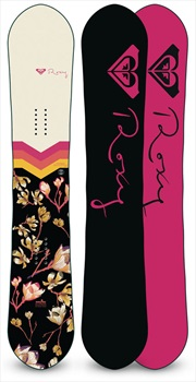 Roxy Torah Bright C2x Women's Hybrid Camber Snowboard, 149cm 2020