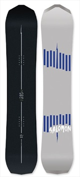 Salomon Ultimate Ride Hybrid Camber Snowboard, 161cm 2020