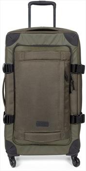 Eastpak Adult Unisex Trans4 L Wheeled Bag/Suitcase, 80l Cnnct Khaki