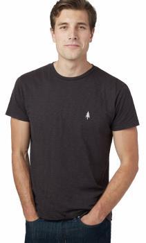 Tentree Peace Tree SS T-Shirt, S Chebula Black