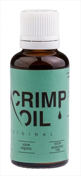 Crimp Oil Original Pain Relief Sports Massage Oil : 30ml N/a
