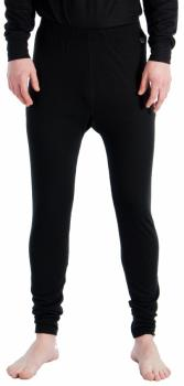 Rucanor Sierre Kid's Thermal Bottoms 140cm Black