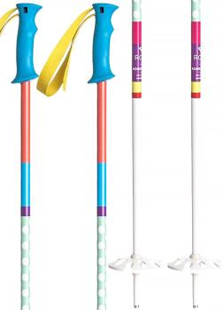 Roxy Bonbon Ski Poles 95cm Multi