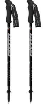 Fizan Compact Ultralight Trekking Poles, 59-132cm Black