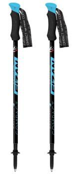 Fizan Compact Ultralight Trekking Poles, 59-132cm Blue