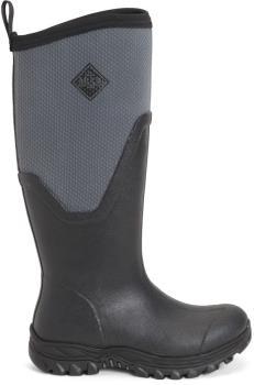 Muck Boot Arctic Sport II Tall Women's Wellies, UK 5 Black/Grey
