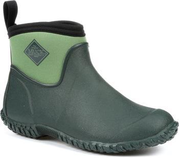 Muck Boot Muckster II Ankle Women's Slip-on Rain Boots, UK 6 Green