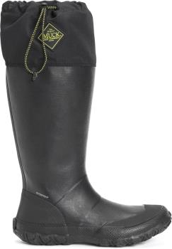 Muck Boot Forager Unisex Tall Wellies, UK 10 Black