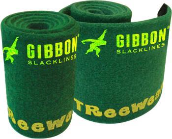Gibbon Tree Wear Slackline Accessory 100 x 16 cm Green