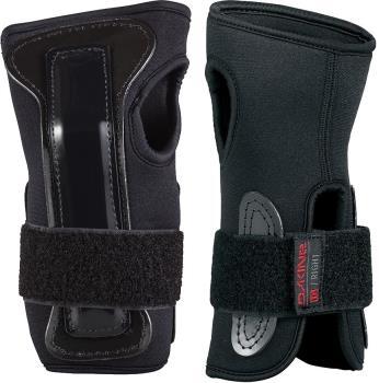 Dakine Snowboard/Ski Low Profile Protective Wrist Guards, L Black