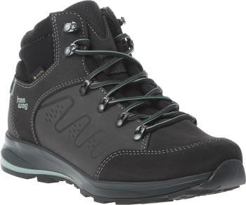 Hanwag Torsby Lady GTX Hiking Boots, UK 4.5 Asphalt/Mint