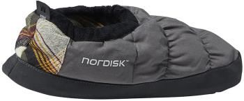 Nordisk Hermod Down Insulated Camping Slippers, UK 6-8 Bungy Cord