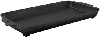 BioLite FirePit Griddle Grill Plate Accessory, Black