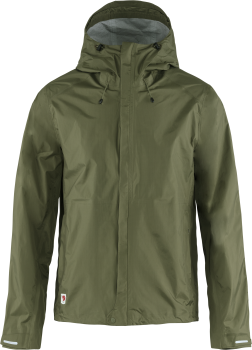 Fjallraven High Coast Hydratic Men's Waterproof Jacket, M Green