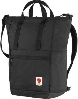 Fjallraven High Coast Totepack Shoulder Bag/Backpack, 23L Black