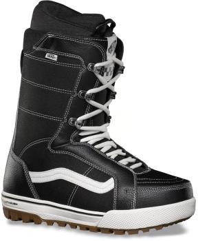 Vans Hi-Standard Pro Lace Snowboard Boots, UK 10 Black/White 2021