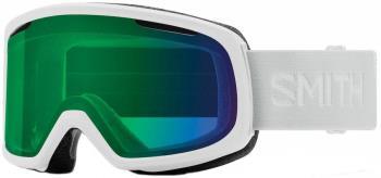 Smith Womens Riot White Vapour, Cp Ed Green Women's Snowboard/Ski Goggles, M