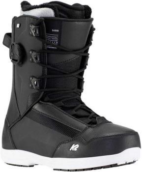 K2 Darko Men's Snowboard Boots, UK 10.5 Black 2021