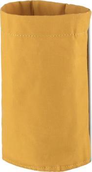Fjallraven Kanken Bottle Pocket Backpack Flask Holder, 1L Ochre