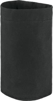 Fjallraven Kanken Bottle Pocket Backpack Flask Holder, 1L Black