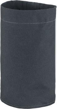 Fjallraven Kanken Bottle Pocket Backpack Flask Holder, 1L Navy
