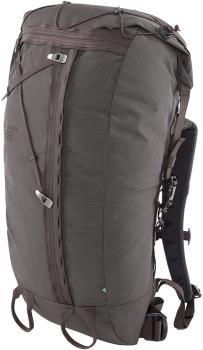 Klattermusen Adult Unisex Ratatosk 30 Roll-Top Climbing Backpack, 30l Kevlar Black