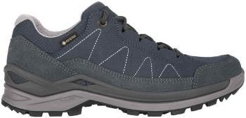 Lowa Toro Evo GTX Lo Women's Hiking Shoes, UK 4 Navy/Grey