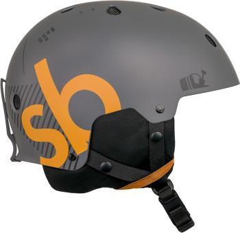 Sandbox Legend Snow Ski/Snowboard Helmet, L Matte Delta