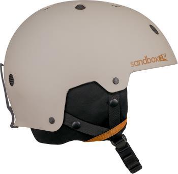 Sandbox Legend Snow Ski/Snowboard Helmet, M Matte Putty
