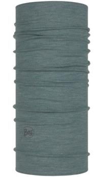 Buff Lightweight Merino Wool Neck Tube, One Size Pool Melange