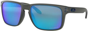 Oakley Holbrook XL Prizm Sapphire Polarized Sunglasses, Gray Smoke