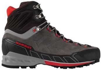 Mammut Adult Unisex Kento Tour High Gore-Tex Hiking Boots, Uk 10 Titanium/Spicy