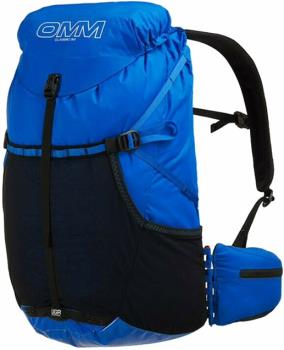 OMM Classic 32 Large Capacity Running Pack, 32L Blue