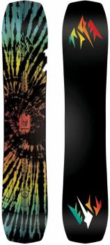 Jones Mind Expander Twin Hybrid Camber Snowboard, 154cm Black 2022