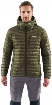 Montane Featherlite Down Insulated Hiking Jacket, L Kelp Green