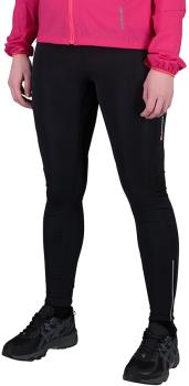 Montane Trail Series Women's Stretchy Running Tights, UK 14 Black