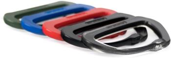 Shred Rack 5-Pack Multi Carbon Carabiner, One Size Multicolour
