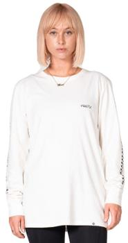 Nikita Zoom Women's Long Sleeve T-Shirt, L White