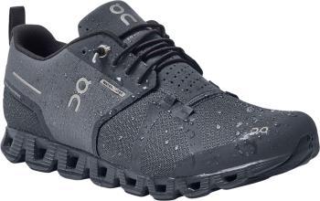 On Cloud Waterproof Men's Running Shoes, UK 11.5 Eclipse/Rock