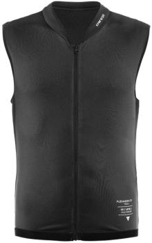 Dainese Adult Unisex Flexagon Lite Armour Full Zip Vest, S Stretch Limo