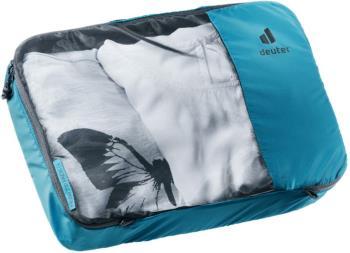 Deuter Mesh Zip Pack 5 Travel Organiser Bag, 5L Denim-Black