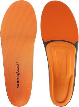 Superfeet Orange Performance Running/Hiking Insoles, UK 14-15.5