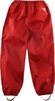 Muddy Puddles Originals Kids Waterproof Trousers, 3-4yrs Red