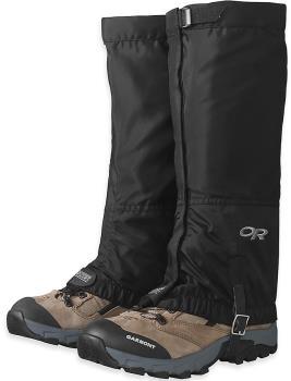 Outdoor Research Women's Rocky Mountain High Boot Gaiter, M Black