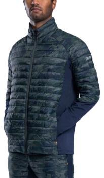 Orage Morrison Insulated/Puffer Jacket, L Outlaw Print