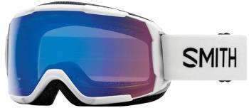 Smith Grom CP Storm Rose Flash Kids' Snowboard/Ski Goggles XS White