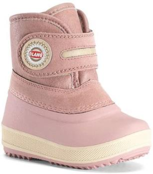 Olang Birba Kids Snow Boots 7.5/8.5 Powder Pink